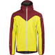 Haglöfs L.I.M Comp Jacket Men Star Dust/Rubin